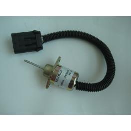 Соленоид клапан отсечки топлива для Bobcat S185